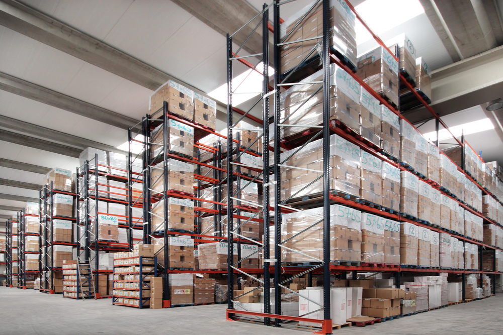 air curtains for warehouse doors