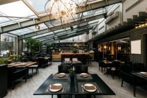 why restaurants need air curtains