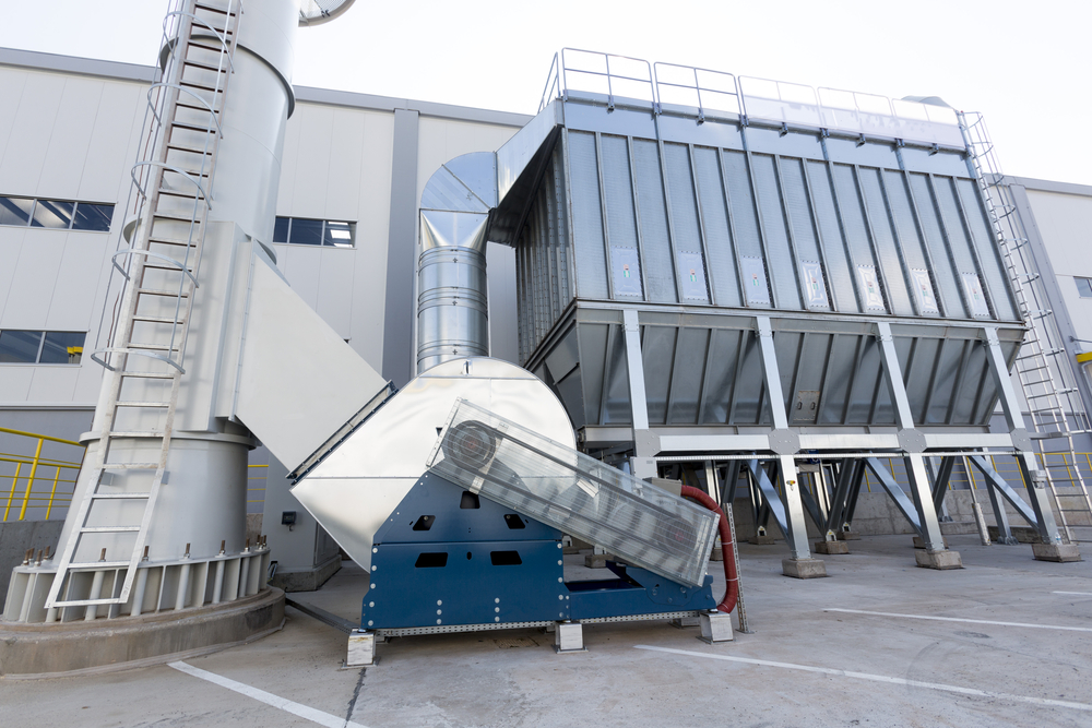 air curtains for hazardous plants